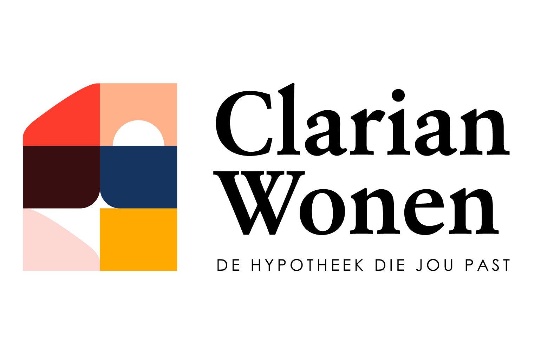 Clarian Wonen logo - Huidige hypotheekrente